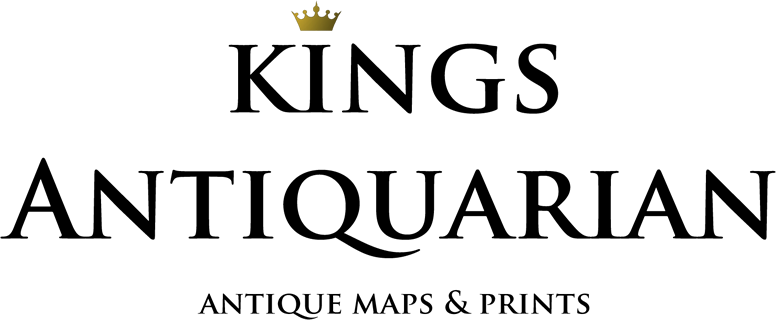 Kings Antiquarian Antique Maps and Prints