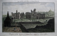 GLASTONBURY  SOMERSET c1784