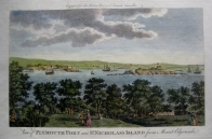 PLYMOUTH  DEVON c1784