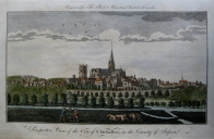 CHICHESTER  SUSSEX c1784