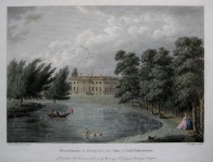BROADLANDS HAMPSHIRE by W. ANGUS c1787