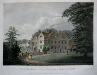 NORTH COURT HOUSE  ISLE OF WIGHT c1796