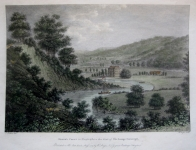 MOCCAS COURT   HEREFORDSHIRE by W. ANGUS c1789