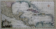 WEST INDIES BY THOMAS KITCHIN c1780