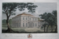 GAUNTS HOUSE   DORSET C1796