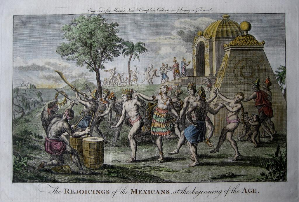 MEXICO  MOORES TRAVELS C1778