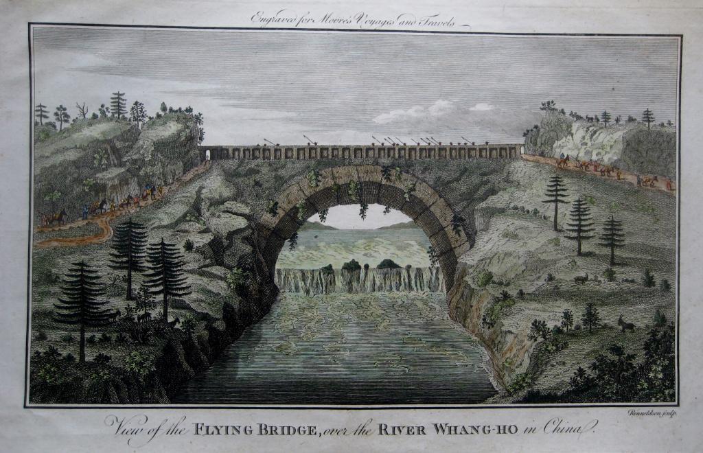 CHINA  MOORES TRAVELS 1778