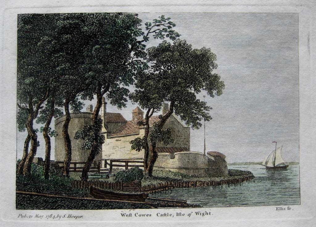 COWES ISLE OF WIGHT BY HOOPER C1784