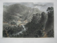 MATLOCK BATH  DERBY BY BARTLETT C1842