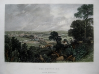 BASFORD THE POTTERIES BY THOMAS PRIOR C1850