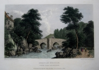 RIVER PLYM  DEVON BY WESTALL C1830