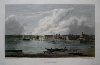 CHATHAM  KENT BY WESTALL C1830