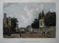 NEWMARKET  SUFFOLK BY WESTALL C1830