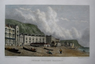HASTINGS  SUSSEX BY WESTALL C1830