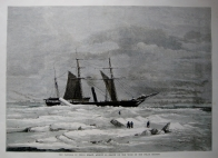 THE NORTH POLE EXPEDITION  C1875