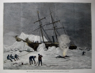THE NORTH POLE EXPEDITION  C1876